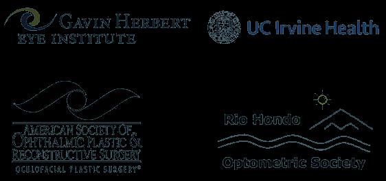 Gavin Herbert Eye Institute, UC Irvine Health, American Ophthalmic Plastic & Reconstructive Surgery, Rio Honda Optometric Society