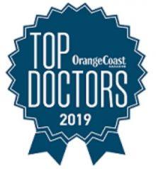Top Doctors Orange Coast 2019
